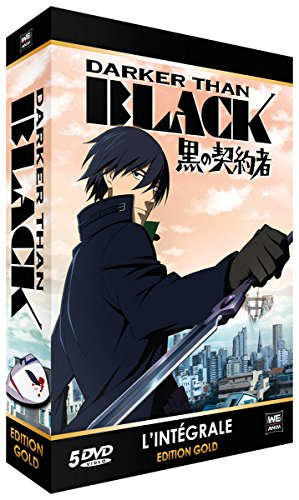 DARKER THAN BLACK―黒の契約者―