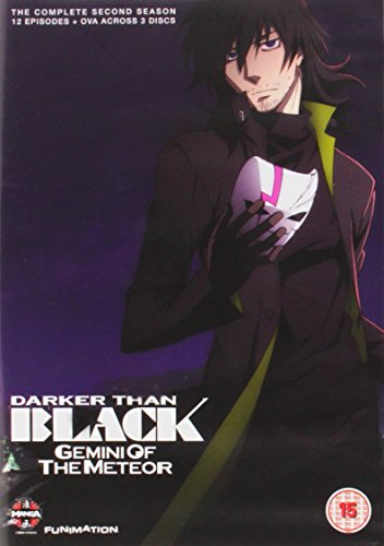 DARKER THAN BLACK―流星の双子―